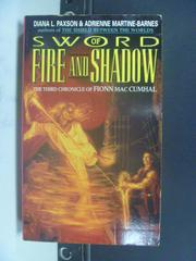 【書寶二手書T1/原文小說_OIJ】Sword of Fire and Shadow_?Diana L. Paxson