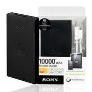 【快速到貨】SONY 10000mAh Portable Charger 行動電源 CP-F10M(B)(黑色限量版)