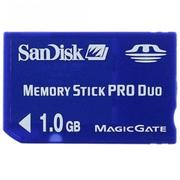 SanDisk 1GB Memory Stick Pro Duo Sony相機 攝影機專用