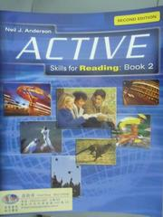 【書寶二手書T6/語言學習_QNZ】Active Skills for Reading: Book 2_Neil J.A