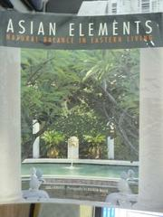 【書寶二手書T2/設計_QAA】Asian Elements_Edwards,Wood