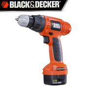 【美國百工black&decker】9.6v六段力矩起子機 cd9600