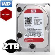 WD 【NAS專用】 Red 紅標 2TB 3.5吋 SATAIII 硬碟 (WD20EFRX)