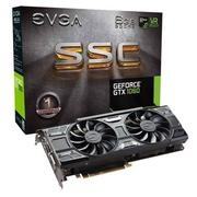 艾維克EVGA GTX1060 6GB SSC GAMING ACX3.0 GDDR5 PCI-E圖形卡