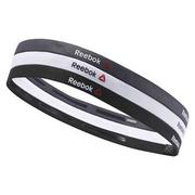 REEBOK ONE SERIES THIN HEADBANDS 頭帶 黑 白 【運動世界】 AY0250