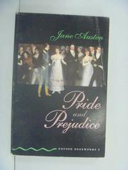 【書寶二手書T1/原文小說_GQX】PRIDE AND PREJUDICE_Jane AUSTEN
