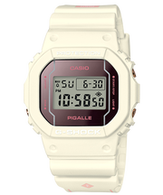 ☆Mr.Sneaker☆ CASIO G-SHOCK X PIGALLE 聯名 米白 DW-5600PGW-7