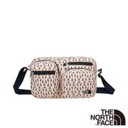 The North Face 13L 校園側背包 銅橘民族彩印 NF00CF41ENH-