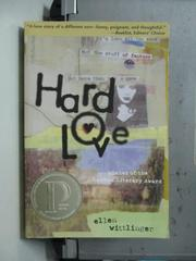 【書寶二手書T7/原文小說_NAC】HARD LOVE_Ellen Wittlinger
