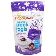 [iHerb] [iHerb] Nurture Inc. (Happy Baby) Organic, Greek Yogis, Blueberry Purple Carrot, 1 oz (28 g)