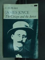 【書寶二手書T5/原文小說_JBL】The citizen and the artist_C.H.Peake