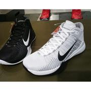 Nike實戰籃球鞋 NIKE ZOOM ASCENTION EP 飛線 XDR 856575100 白 832234001 黑