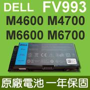 戴爾 DELL FV993 原廠電池 Mobile WorkStation M4600 M4700 M6600