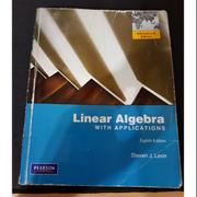 Linear Algebra With Applications Eighth Edition 二手