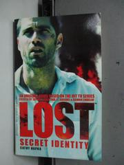 【書寶二手書T8/原文小說_LNA】Lost: Secret Identity_Hapka