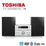 TOSHIBA 福利品DVD/MP3/USB/藍芽床頭音響(TY-ASW86TW)