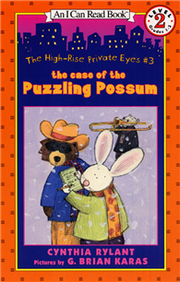 An I Can Read Book Level 2: The High-Rise Private Eyes #3: The Case of the Puzzling Possum