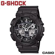 "CASIO《G-SHOCK ""BIG G""》叢林迷彩系列 GA-100CF-8A"
