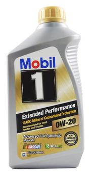 【MOBIL】1 extended performance EP 0w20全合成機油