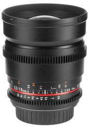 Samyang鏡頭專賣店: 16mm/T2.2 ED AS UMC超廣角 for Canon EOS(微電影 鏡頭 7D D650 Blackmagic)