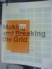 【書寶二手書T7/設計_ZBL】Making and breaking the grid