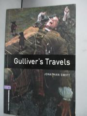 【書寶二手書T1/原文小說_HMY】Gulliver's Travels: 1400 Headwords_Bassett