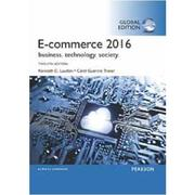 E-COMMERCE 2016 12/E (G-PIE)