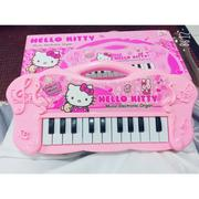 Hello kitty 電子琴