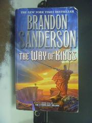 【書寶二手書T5/原文小說_NSK】The Way of Kings_Sanderson