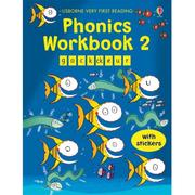 Usborne Phonics Workbook 2 發音活動本 貼紙書 *夏日微風*