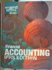 【書寶二手書T4/大學商學_QFN】Financial Accounting_Weygandt_2/e