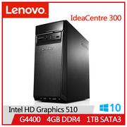 LENOVO IC 300 G4400 IdeaCentre桌上型主機(IC 300_20ISH_90DA00R0TV)