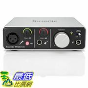 [美國直購] Focusrite 錄音介面 iTrack Solo Lightning and USB Compatible Audio Interface for iPad, Mac OS X and Windows