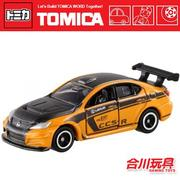 TOMICA 多美小汽車 %23107 LEXUS IS F CCS-R