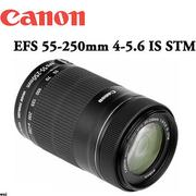 Canon EF-S 55-250mm F/4-5.6 IS STM (平輸) 彩盒