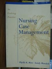 【書寶二手書T9/原文書_PHQ】Nursing Case Management