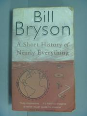 【書寶二手書T1/歷史_IKM】Short History of Nearly Everything_BRYSON, BILL