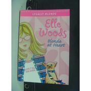 【書寶二手書T5/原文小說_HGA】Elle Woods: Blonde at Heart_Brown