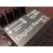 【售】BOSS RV-5 Digital Reverb