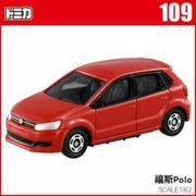 TOMICA 多美小汽車 NO.109 福斯Polo / VOLKSWAGEN POLO
