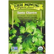 [iHerb] [iHerb] High Mowing Organic Seeds 芫荽,1/8 盎司