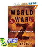 [美國直購]2012 美國秋季暢銷書排行榜World War Z: An Oral History of the Zombie War$631