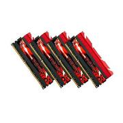 G.SKILL 16GB (4GBx4) DDR3 2400 CL10 Z77 記憶體