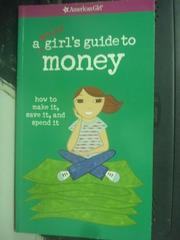 【書寶二手書T5/語言學習_XEG】A $mart Girl's Guide to Money_Nancy