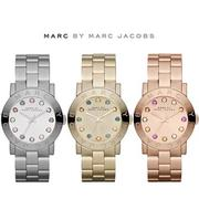 Marc by Marc Jacobs MBM3214 MBM3215 MBM3216 彩鑽 金色 玫瑰金 MBM錶