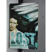 【書寶二手書T6/原文小說_LMW】Lost-Endangered Species_Hapka, Cathy