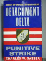 【書寶二手書T1/原文小說_NOH】Detachment Delta_Ponitive Strike
