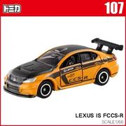 TOMICA 多美小汽車 NO.107 LEXUS IS FCCS-R(TAKARA TOMY)