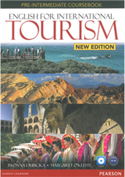 English for International Tourism 2/e(Pre-intermediate)(with DVD)
