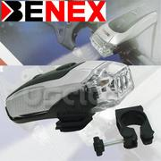 【BENEX】DynaPump Torch 3LED腳踏車燈 0305